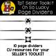 TpT Seller Toolkit {Saint Patrick's Dividers}