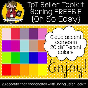 TpT Seller Toolkit {Spring FREEBIE}