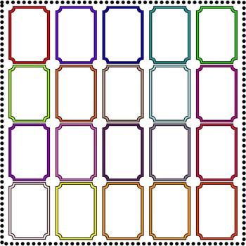 TpT Seller Toolkit {Spring Frames}
