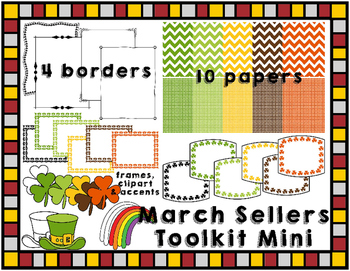 TpT Seller Toolkit {St. Patrick's Edition}