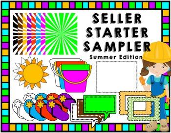 TpT Seller Toolkit {Summer Sampler}