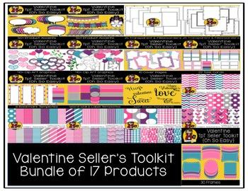 TpT Seller Toolkit {Valentine}