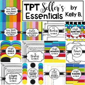 TpT Seller's Bundle