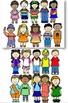 Clip Art~ School Kids Mega Graphics Bundle
