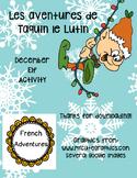 French Elf Classroom Activities