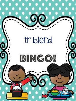 Tr Blend Bingo [10 playing cards]