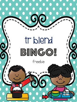 Tr Blend Bingo Freebie! [5 playing cards]