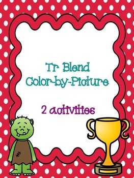 Tr Blend Color-by-Picture