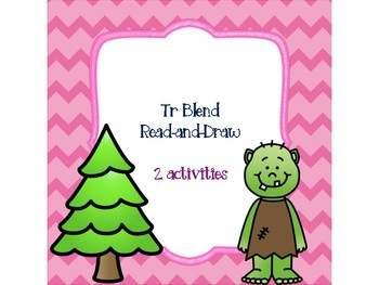 Tr Blend Read-and-Draw