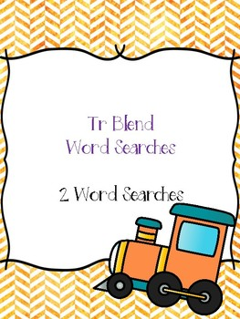 Tr Blend Word Searches!