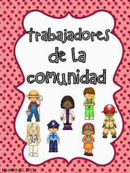 Trabajadores de la comunidad