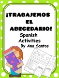 ¡Trabajemos el abecedario! Spanish resources