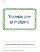Trabajo por la mañana en español / Morning work in Spanish