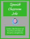 Trabajos de la clase (Class Jobs)