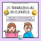 Trabalenguas en español - Spanish Tongue Twisters