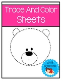 Trace And Color Sheets