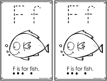 Trace And Read Letters And Sounds