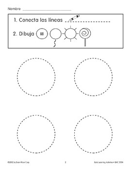 Trace/Draw Circles
