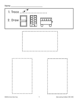 Trace/Draw Rectangles