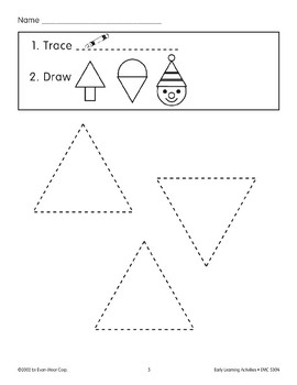 Trace/Draw Triangles
