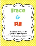 Trace & Fill Number Activity
