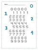 Trace Numbers 0-20