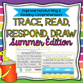 Handwriting & Reading Comprehension SUMMER Ed.