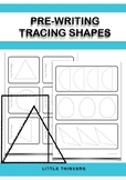 Trace The Shapes: Pre-writing resource