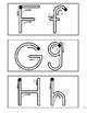 Trace To Write® Dry Erase Alphabet Flash Cards
