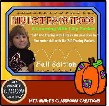 Trace With Lilly ~ Fall Edition