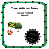 Trace, Write & Colour Jamaica's National Symbols