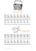 Trace alphabet