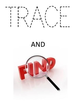Trace and Find Numbrs 1-10