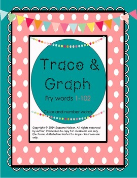 Trace and Graph High Frequency Words