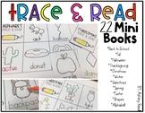 Trace and Read Mini Books