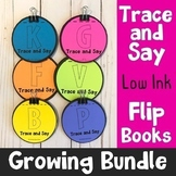 Trace and Say Flip Books for Articulation: Bundle