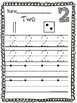 Trace and Write Numbers 0-20