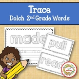 Trace and Write Sight Words - Dolch 2nd Grade