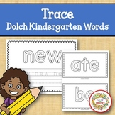 Trace and Write Sight Words - Dolch Kindergarten