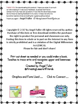 Trace and Write Thanksgiving Worksheets