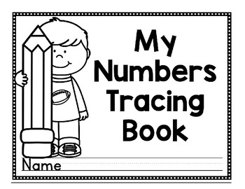 Trace and write numbers