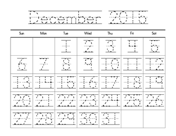 Traceable 2016 Calendars