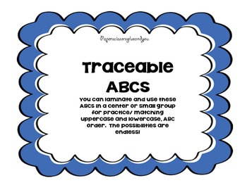 Traceable ABCs