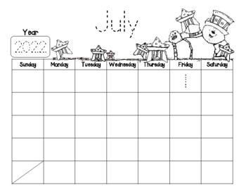 Traceable Monthly Calendars 2018 2019 By Alma Solis Tpt