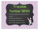 Traceable Number BINGO: 0-20