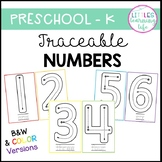 Traceable Numbers