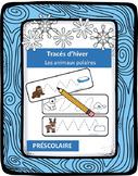 Tracés - Animaux polaires