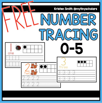 Tracing 0-5 Book
