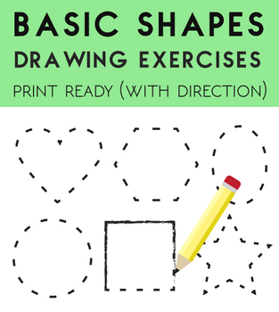 Tracing 18 Basic Shapes