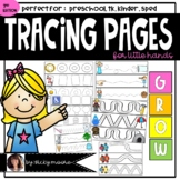 Tracing Activities fine motor skills and tracking Distance